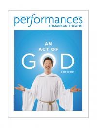 Performances Magazine cover